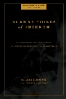 Burma's Voices of Freedom in Conversation with Alan Clements, Volume 3 of 4 Cover Image