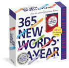 365 New Words-A-Year Page-A-Day Calendar 2021 Cover Image