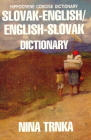 Slovak-English/English-Slovak Concise Dictionary (Language Dictionaries Series) Cover Image