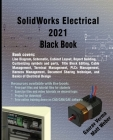 SolidWorks Electrical 2021 Black Book Cover Image