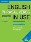 English Phrasal Verbs in Use Intermediate Book with Answers: Vocabulary Reference and Practice Cover Image