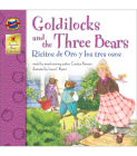 Goldilocks and the Three Bears/Ricitos de Oro y Los Tres Osos (Brighter Child: Keepsake Stories (Bilingual)) Cover Image