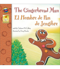 The Gingerbread Man, Grades Pk - 3: El Hombre de Pan de Jengibre (Brighter Child) Cover Image