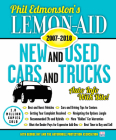 Lemon-Aid New and Used Cars and Trucks 2007-2018 Cover Image