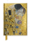 Gustav Klimt: The Kiss (Foiled Journal) (Flame Tree Notebooks #3) Cover Image