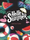 Hello Summer: Medicine Tracker: Daily Medicine Record Tracker 120 Pages Large Print 8.5