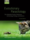 Evolutionary Parasitology: The Integrated Study of Infections, Immunology, Ecology, and Genetics Cover Image
