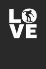 Love: Skaten Terminplaner A5 mit Wochenkalender & Monatsplaner 2020 - Ich Liebe Skaten - Geschenk für Skater Cover Image