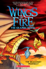 The Dragonet Prophecy (Wings of Fire Graphic Novel #1): A Graphix Book: The Graphic Novel Cover Image