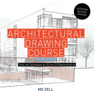 Architectural Drawing Course: Tools and Techniques for 2-D and 3-D Representation Cover Image