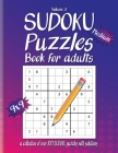 Medium Sudoku Book For Adults: A Collection Of Over 100 Sudoku Puzzles with solutions, 9x9, Large 8.5 x 11 inches, Fun Sudoku Puzzles, Volume 3, Medi Cover Image