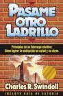 Pásame Otro Ladrillo Cover Image