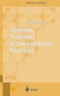 Electronic Properties of Semiconductor Interfaces Cover Image