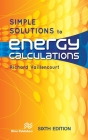 Simple Solutions to Energy Calculations Cover Image