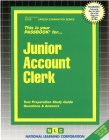 Junior Account Clerk: Passbooks Study Guide (Career Examination Series) Cover Image