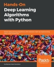 Hands-On Deep Learning Algorithms with Python Cover Image