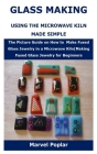 Glass Making Using the Microwave Kiln Made Simple: The Picture Guide on How to Make Fused Glass Jewelry in a Microwave Kiln(Making Fused Glass Jewelry Cover Image