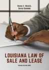 Louisiana Law of Sale and Lease: Cases and Materials, Second Edition Cover Image