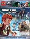 LEGO(R) Jurassic World(TM): Dino Lab Secrets (Activity Book with Minifigure) Cover Image