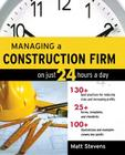Managing a Construction Firm on Just 24 Hours a Day Cover Image