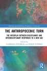 The Anthropocenic Turn: The Interplay between Disciplinary and Interdisciplinary Responses to a New Age (Routledge Interdisciplinary Perspectives on Literature) Cover Image