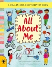 All About Me: A Fill-in-and-Keep Activity Book (First Record Books) Cover Image