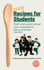 Easy Recipes For Students: The Best Basic Recipes for University Survival Cover Image