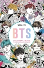BTS Coloring Book for Stress Relief, Relaxation and Happiness: 5.5 in by 8.5 in size Cover Image