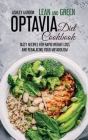Lean and Green Optavia Diet Cookbook: Tasty Recipes for Rapid Weight Loss and Rebalacing Your Metabolism Cover Image