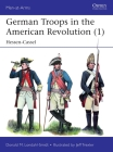 German Troops in the American Revolution (1): Hessen-Cassel (Men-at-Arms) Cover Image