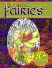Enchanted Fairies Coloring Book For Adults: Easy, Stress Free Fairy Lovers Gift to Color For Adults, Teens and Big Kids Cover Image