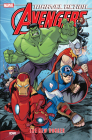 Marvel Action: Avengers: The New Danger (Book One) Cover Image