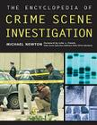 The Encyclopedia of Crime Scene Investigation (Facts on File Crime Library) Cover Image