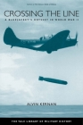 Crossing the Line: A Bluejacket's Odyssey in World War II (Yale Library of Military History) Cover Image