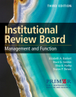 Institutional Review Board: Management and Function: Management and Function Cover Image