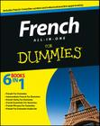 French All-In-One for Dummies Cover Image