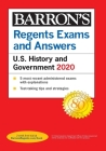 Regents Exams and Answers: U.S. History and Government 2020 (Barron's Regents NY) Cover Image
