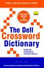 The Dell Crossword Dictionary (21st Century Reference) Cover Image