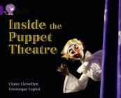 Inside the Puppet Theatre (Collins Big Cat) Cover Image