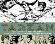 Tarzan: The Complete Russ Manning Newspaper Strips Volume 4 (1974-1979) Cover Image
