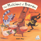 The Musicians of Bremen (Flip Up Fairy Tales) Cover Image