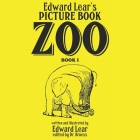 Edward-Lear's PICTURE BOOK ZOO Book 1 Cover Image