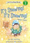 It's Snowing! It's Snowing!: Winter Poems Cover Image