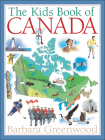 The Kids Book of Canada Cover Image