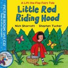 Little Red Riding Hood [With CD (Audio)] (Lift-The-Flap Fairy Tales) Cover Image