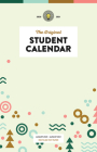 The Original Student Calendar 2020/2021 Cover Image