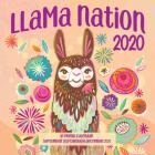 Llama Nation 2020: 16 Month Calendar  September 2019 Through December 2020 Cover Image