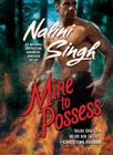 Mine to Possess (Psy-Changeling Novel, A #4) Cover Image