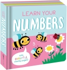 Learn Your Numbers: Chunky Board Book Cover Image