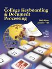 Gregg College Keyboarding & Document Processing (Gdp), Lessons 1-60, Home Version, Kit 1, Word 2002 Cover Image